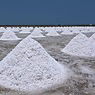 Salt Mounds by Dave Lloyd