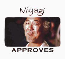 Keep a Miyagi cool by T-brinkman