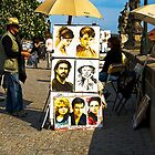 Charles Bridge, Prague  by Elaine123