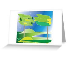 Stroll Greeting Card