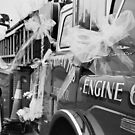 Engine 67 - Firefighter Wedding by Jason Weigner