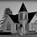 Cottonwood Church by Sheryl Gerhard