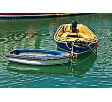 Bow To Bow ~ Lyme Regis Photographic Print