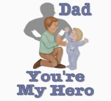 Dad Hero by SpiceTree
