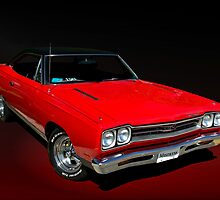 1968 Plymouth GTX  440 by TeeMack