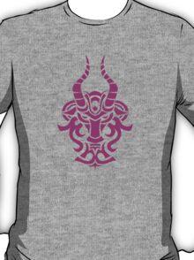 Zodiac Sign Capricorn Violet T-Shirt