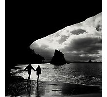 Cathedral Cove Photographic Print