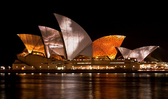 Sydney Vivid 2010 by EblePhilippe
