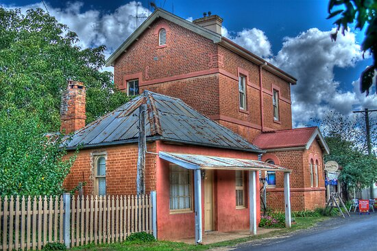 Post Office, Sofala, NSW, Australia  by Adrian Paul