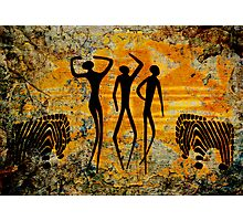 African Art. Photographic Print