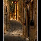 """""""MDINA STREETSCAPE 3"""" by RayFarrugia"""