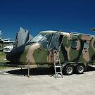 GAF Nomad Trailer @ Bankstown Air Museum by muz2142