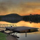 Lake Bennett by Jodie Williams