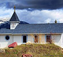 Country Church by rocamiadesign