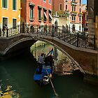 A Venice Canal by Zane Paxton