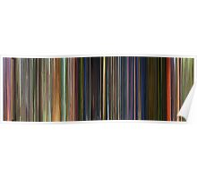 Moviebarcode: Toy Story 3 (2010) Poster