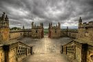 Little Castle Entrance - Bolsover Castle by Yhun Suarez
