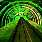 Green Tunnel by imagic