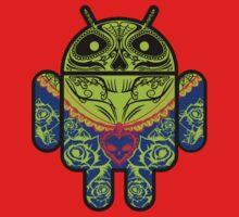 Dia de los Android Muertos T-Shirt