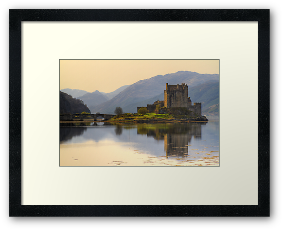Eilean Donan (6) by Karl Williams