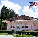Lake Wales Train Depot by Laurie Perry