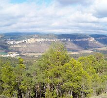 The Natural Park of the Mountains of Cuenca, Spain by MONIGABI