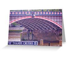 Lambeth Bridge Greeting Card