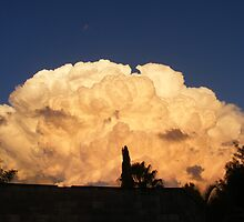 Cloud Formations in Laidley Australia by tazdesignz