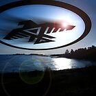 Anishinaabe Thunderbird by KBelleau