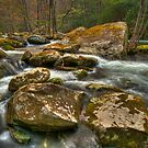 Little Pigeon River by JHRphotoART