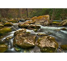 Little Pigeon River Photographic Print
