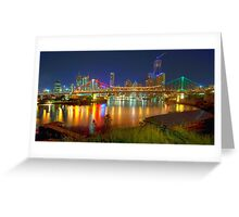 Story Bridge • Brisbane • Australia Greeting Card