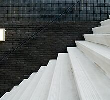 Stairs II by Michiel Steendam