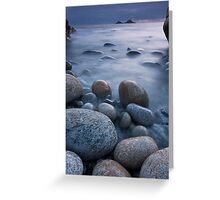 Cornwall: Mystic Waters Greeting Card