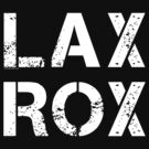 LAX ROX - Dark by LTDesignStudio