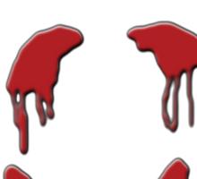 The Mentalist: Red John Sticker