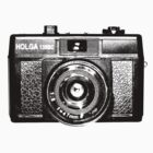 Holga 135 Black by BKSPicture
