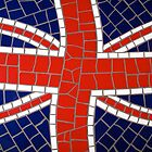 Union Jack Mosaic by jormar1990