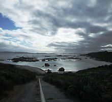 A Storm Rolls In -  Western Australia by Jennifer Gillham