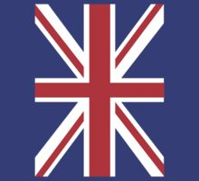 British Flag by personalized