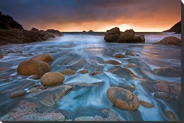 Cornwall: Incoming Storm by Angie Latham