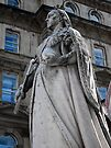 Statue of Queen Victoria, College Green,  Bristol, UK by buttonpresser