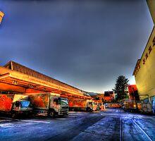 Truckloads of Fun by Luke Griffin