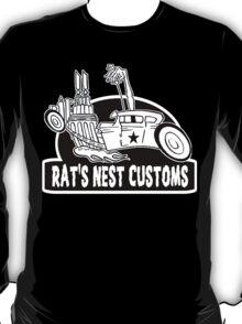 Rat's Nest Customs T-Shirt