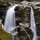 Water-Nooksack Falls2 by Tom Davidson
