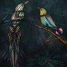 Featheries by Cornelia Mladenova
