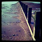 Beach - ripples by lilnicki4