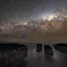 Milky Way Shadow by Alex Cherney