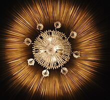 Chandelier Sun by JD McKenna