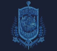 Blue Boar Barbecue by herky